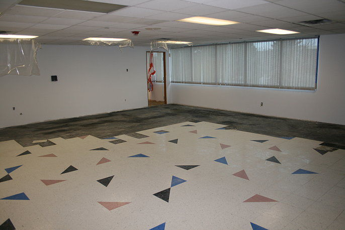 Commercial Carpet Installation