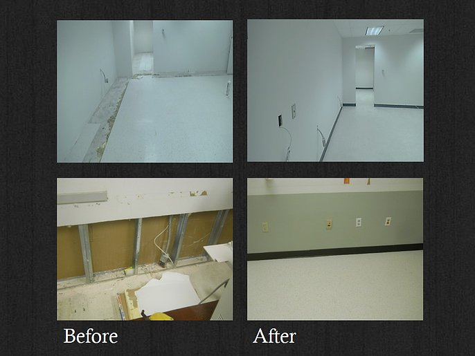 Drywall Installation Repairs Replacement