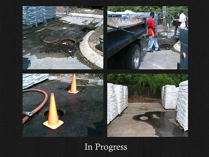 Storm Drain Cleaning and Maintenance | Services | Brighter Image